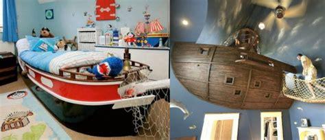 chambre de pirate déco chambre thème pirate