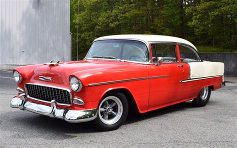 1955 Chevrolet Bel Air For Sale In Norwell, Ma 131817