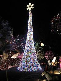 exterior christmas lights Top 10 Biggest Outdoor Christmas Lights House Decorations ...
