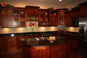 cherry shaker kitchen cabinets home design traditional With kitchen cabinets lowes with dress lily wall art