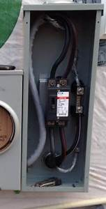 Grounding 200 Amp Disconnect - Electrical