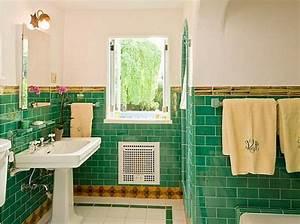 Grüne Fliesen Badezimmer. gr ne fliesen im modernen badezimmer ...