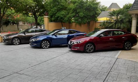 nissan impala 2015 this is what the 2016 nissan maxima is bringing to the