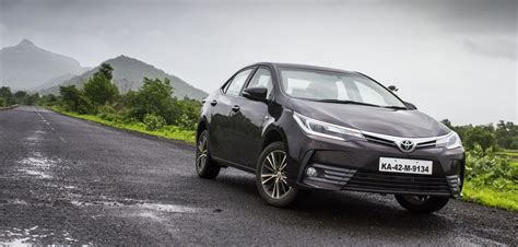 Review Toyota Corolla Altis by 2017 Toyota Corolla Altis Review Drive Throttle