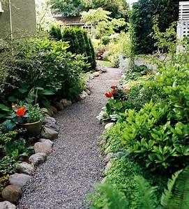 Gravier Pour Jardin : stunning gravier lave allee jardin pictures design ~ Premium-room.com Idées de Décoration