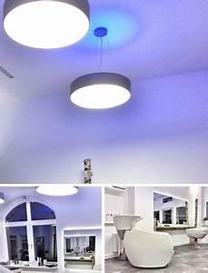 Raumausleuchtung Mit Led : beleuchtung interpartner sartory design gmbh ~ Markanthonyermac.com Haus und Dekorationen