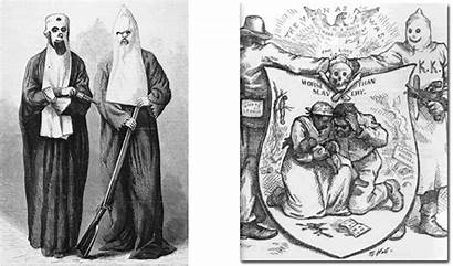Klan Klux Ku Kkk Reconstruction 1870 1866
