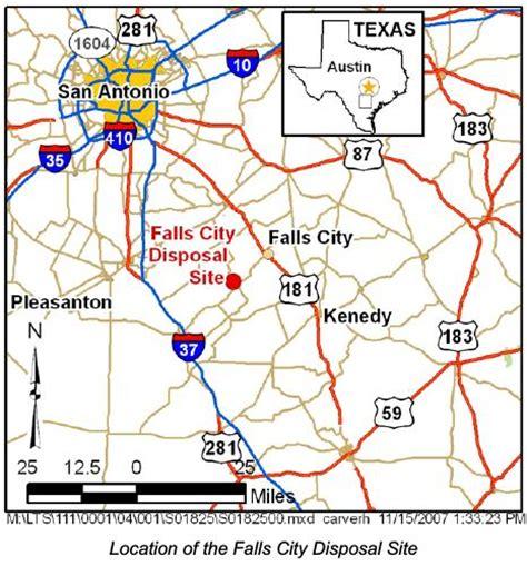 EEOICPA Covered Facilities: Uranium Mill in Falls City ...