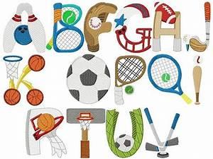 1000 images about sport alphabet on pinterest alphabet With sports alphabet letters