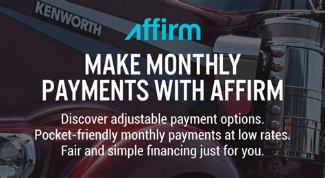 Pay Later with Affirm | Raney's