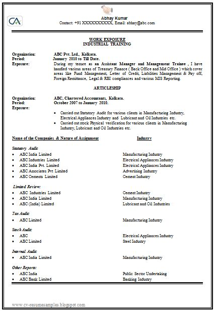 How To Create A Resume Template 10000 Cv And Resume Sles With Free How To Or Write A Cv Professional And