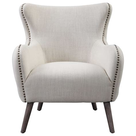 Uttermost Accent Furniture - uttermost accent furniture accent chairs 23500 donya