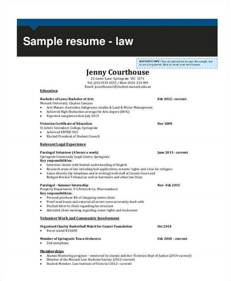 Introducing the best free resume templates in microsoft word (doc/docx) format that we've collected from the best and trusted sources! 10+ Student Resume Templates - PDF, DOC | Free & Premium Templates