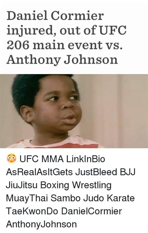 Daniel Cormier Memes - 25 best memes about anthony johnson anthony johnson memes
