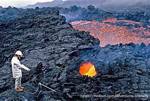 Process Analysis Volcanologist Adventurous Career Option