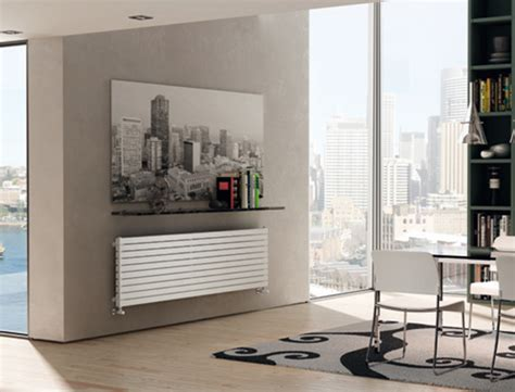 High Output Radiators On Radiators For Living Rooms
