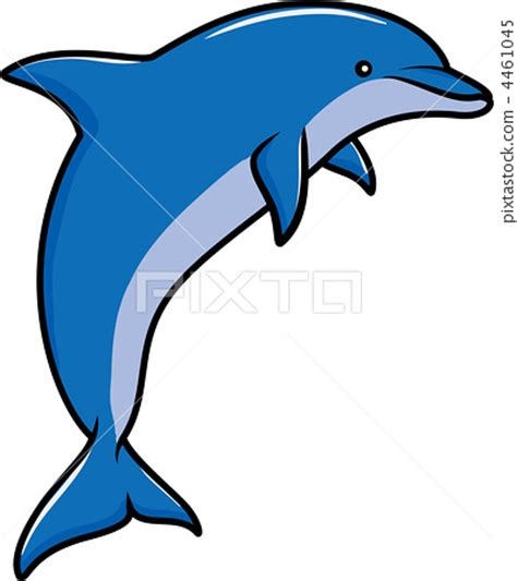 画像 : 『素材集』かわいい カッコイイ イルカのイラストまとめ - NAVER まとめ