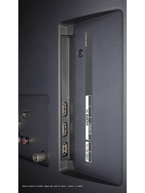 LG 55UM7400PLB (2019) LED HDR 4K Ultra HD Smart TV, 55 ...