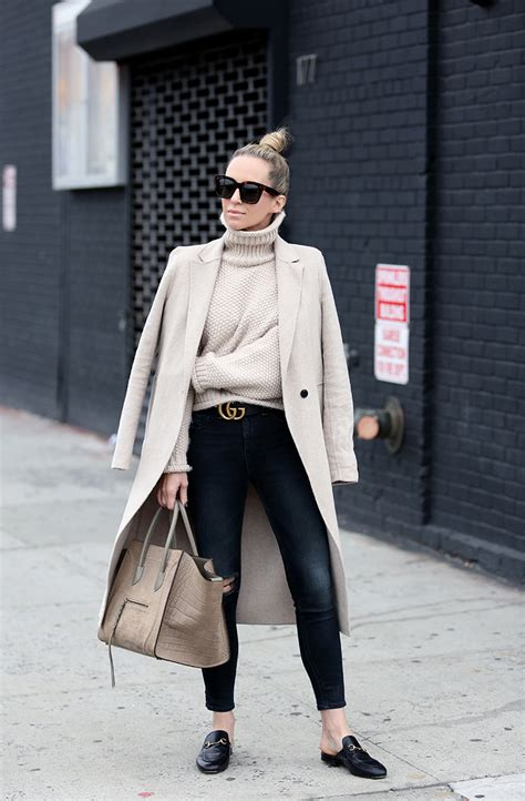 casual layers brooklyn blonde