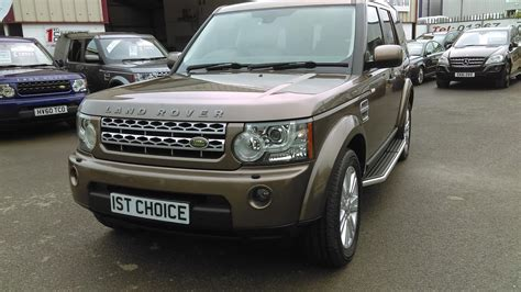 Used 2018 Land Rover Discovery 4 Tdv6 Hse Stunning Nara
