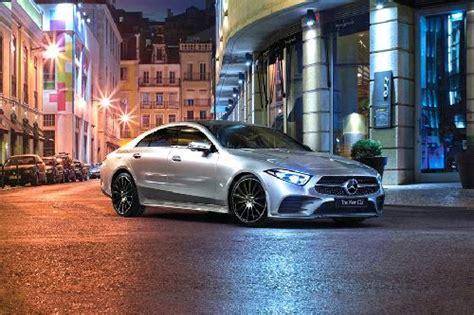 Mobil Gambar Mobilmercedes Cls Class by Mercedes Cls Class 2019 Harga Konfigurasi Review