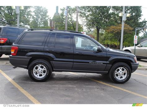 jeep cherokee sport 2002 black 2002 jeep grand cherokee sport 4x4 exterior photo