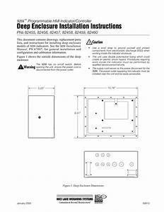 Deep Enclosure Installation Instructions