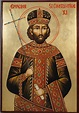 Emperor St Constantine XI in 2019   Ἡ Ἀγιογραφία, στήν ...