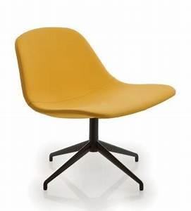 Fauteuil Pied Metal : fauteuil llounge luxy design en cuir ou tissu livraison gratuite ~ Teatrodelosmanantiales.com Idées de Décoration