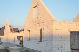les murs en beton cellulaire ont des oreilles With mur exterieur en beton cellulaire
