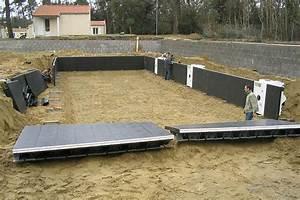 Piscine En Kit Enterrée : les piscines en kit id es piscine ~ Melissatoandfro.com Idées de Décoration