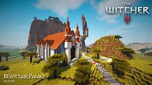 Art Craft Design Show The Witcher Minecraft Building Inc
