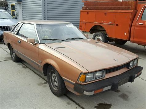 1981 Datsun 200sx 1981 datsun 200sx photos ca so sacramento salvage