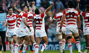 Brave Japan rewarded with South Africa triumph as Ireland ...