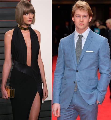 Taylor Swift 'secretly dating' British actor Joe Alwyn for ...