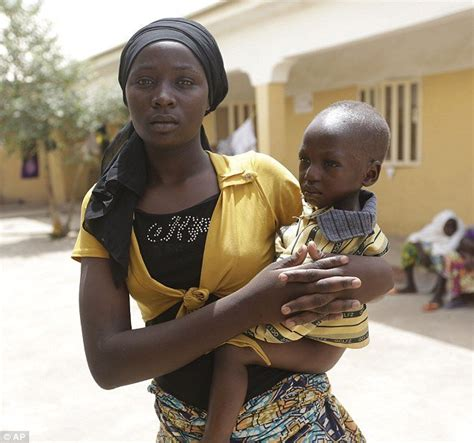 They Turned Me Into A Sex Machine Woman Made Pregnant By Boko Haram Rapists Reveals Her Horror
