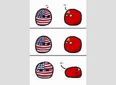Polandball » Polandball Comics » The Cold War in a nutshell