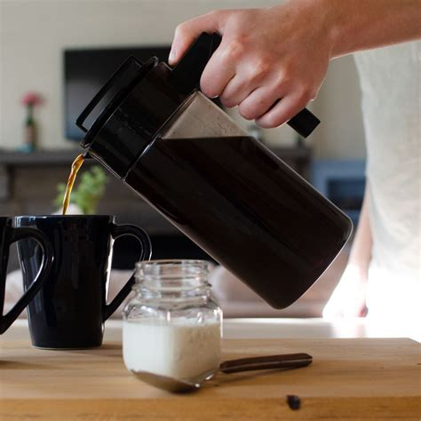 All products from takeya cold brew coffee maker category are shipped worldwide with no additional fees. Takeya Cold Brew Coffee Maker Review: Function Over Form