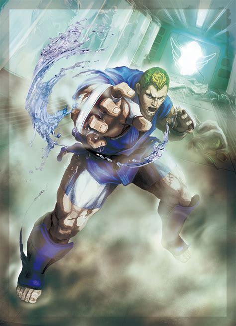 Street Fighter X Tekken Artworksposters Tekken Headquarter