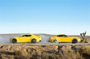 Mustang vs. Camaro: A Timeline of the Muscle Car Rivalry