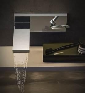 robinet salle de bain et douche exterieure design zucchetti With robinet salle de bain design