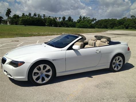 650i For Sale by 2006 Bmw 650i Convertible For Sale