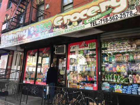 types  merchants grocery stores archive bronx