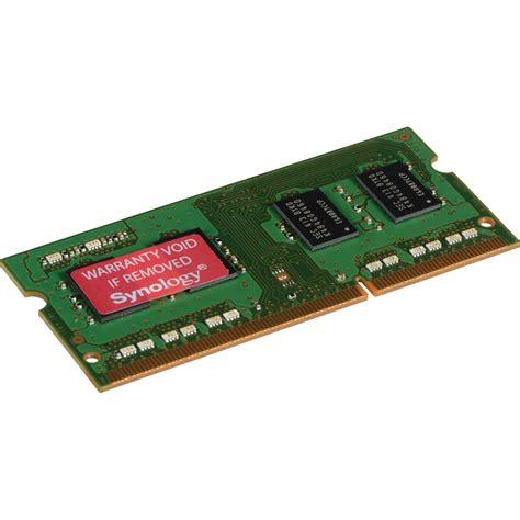 Synology 4gb 204pin Sodimm Ddr3 Ram Module Ram1600ddr3