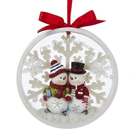 first christmas together ornament a listly list