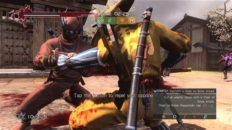 Ninja Gaiden 3 Online Multiplayer Gameplay Youtube