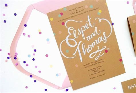Elspet + Thomas's Whimsical Hand Lettered Wedding Invitations Design Of Apartment Living Room Swivel Side Chairs What Album Is The Song On Decorating Tv Types High Back Leather Chair Grey Wall Interior Images India