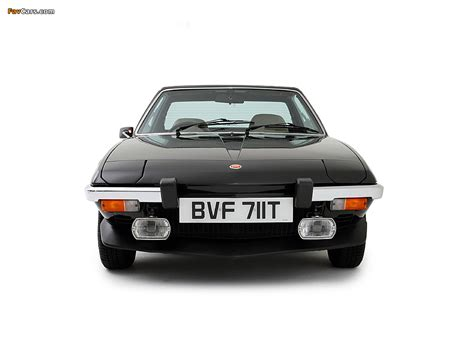 Fiat X1/9 Uk-spec (128) 1976–78 Wallpapers (1024x768