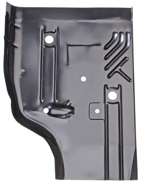 Jeep Xj Floor Pan Install by Key Parts 0482 223 L Rear Driver Side Floor Pan For 84 01