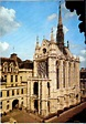 Sainte-Chapelle du Palais (1241-1248). Gothique rayonnant ...